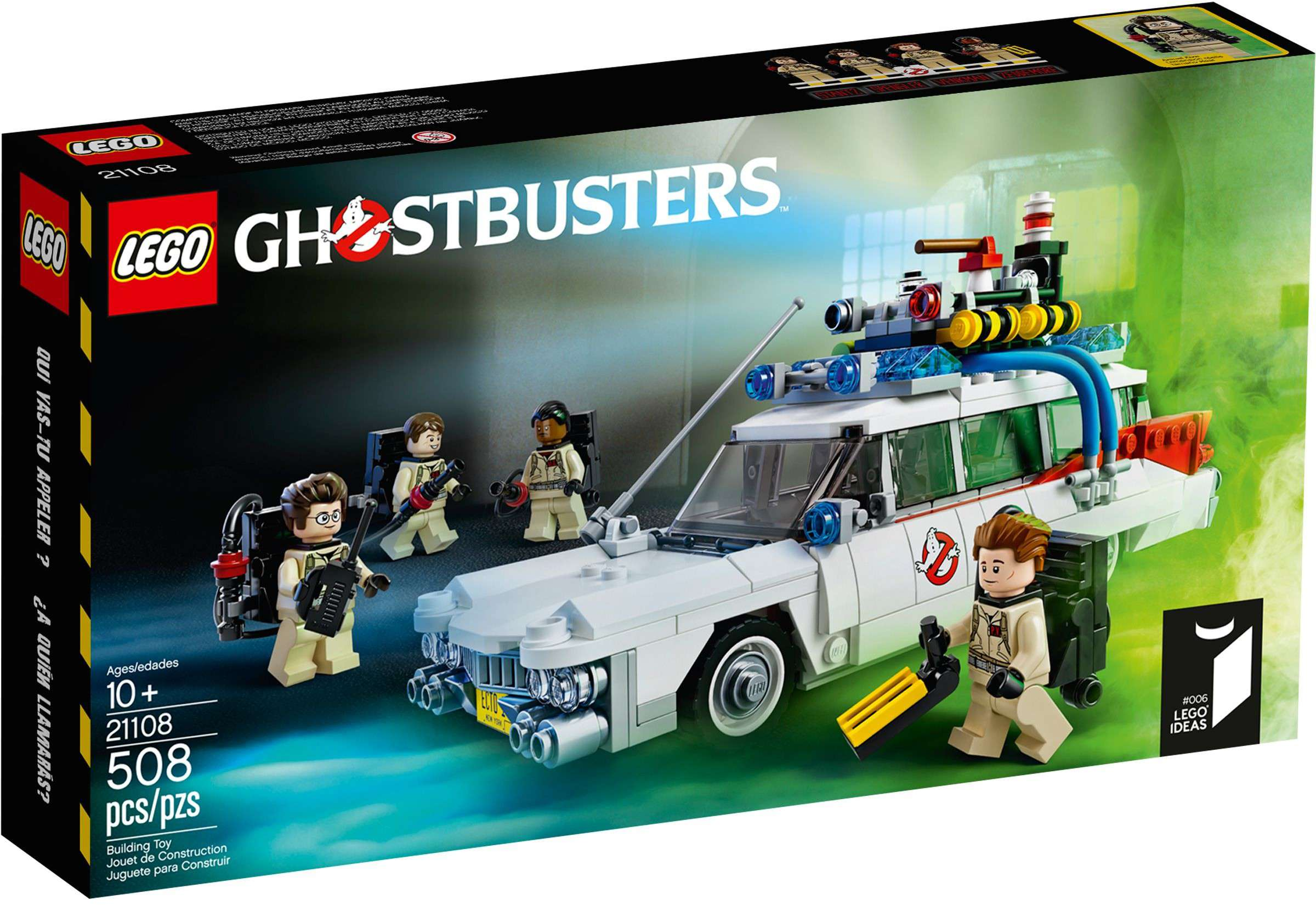 Ghostbusters Eco-1