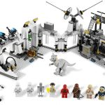 Hoth Echo Base Lego set 1