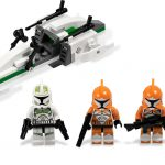 Clone Trooper Battle Pack Lego set 1
