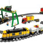 Cargo Train Lego set 1