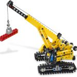 Tracked Crane Lego set 1
