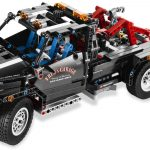 Pick-Up Tow Truck Lego set 1