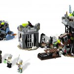 The Crazy Scientist & His Monster Lego set 1