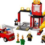 Fire Emergency Lego set 2