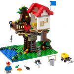 Tree House Lego set 1