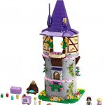 Rapunzel's Creativity Tower Lego set 1