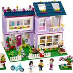 Emma's House Lego set 1