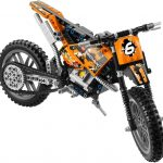 Moto Cross Bike Lego set 1