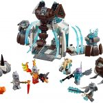 Mammoth's Frozen Stronghold Lego set 1