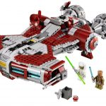 Jedi Defender-class Cruiser Lego set 1