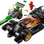 Batman: The Riddler Chase Lego set 1