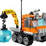Arctic Ice Crawler Lego set 2