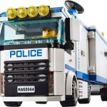 Mobile Police Unit Lego set 2