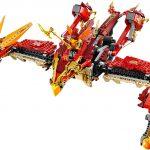 Flying Phoenix Fire Temple Lego set 2