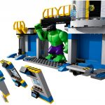 Avengers: Hulk Lab Smash Lego set 2