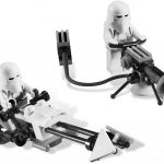Hoth Echo Base Lego set 3