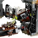 The Crazy Scientist & His Monster Lego set 3