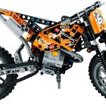 Moto Cross Bike Lego set 3