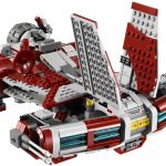 Jedi Defender-class Cruiser Lego set 3