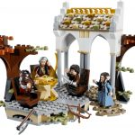 The Council of Elrond Lego set 3