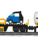 Cargo Train Lego set 4