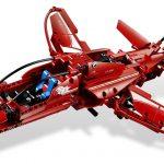 Jet Plane Lego set 4