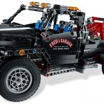 Pick-Up Tow Truck Lego set 4