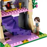 Rapunzel's Creativity Tower Lego set 4