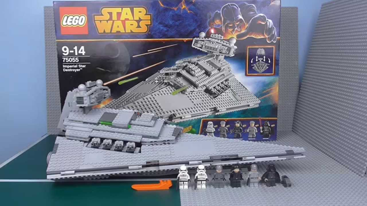 Midi Imperial Star Destroyer