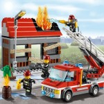 Fire Emergency Lego set 1