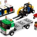Recycling Truck Lego set 1